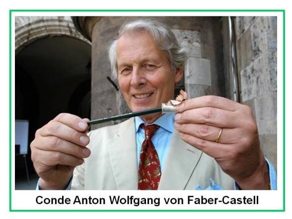 conde Anton Wolfgan von Faber-Castell